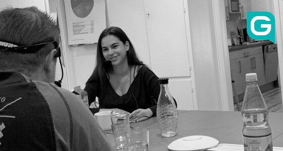 Ela interviewt Installateur Jose