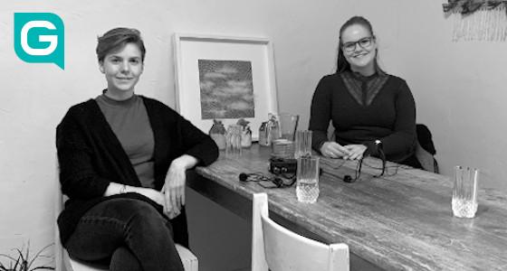 effi und Svenja im Interview